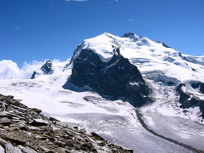 Foto: Andreas Koller / Wander Tour / Über den Hohtälligrat auf das Stockhorn (3532 m) / 13.09.2009 23:45:57