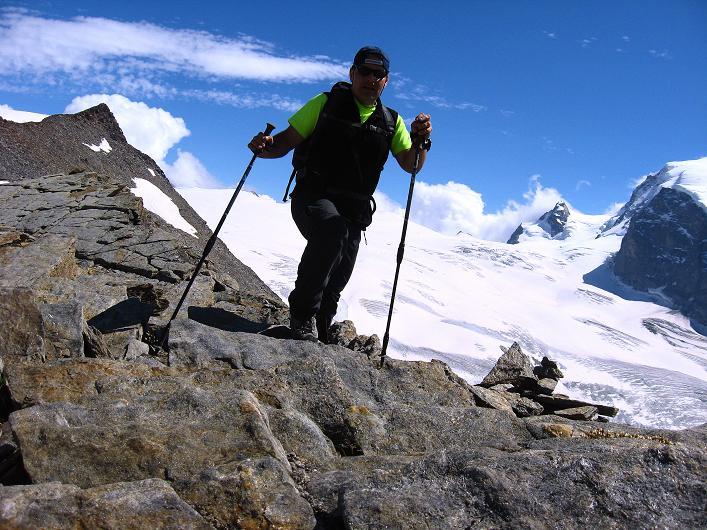 Foto: Andreas Koller / Wander Tour / Über den Hohtälligrat auf das Stockhorn (3532 m) / 13.09.2009 23:45:50