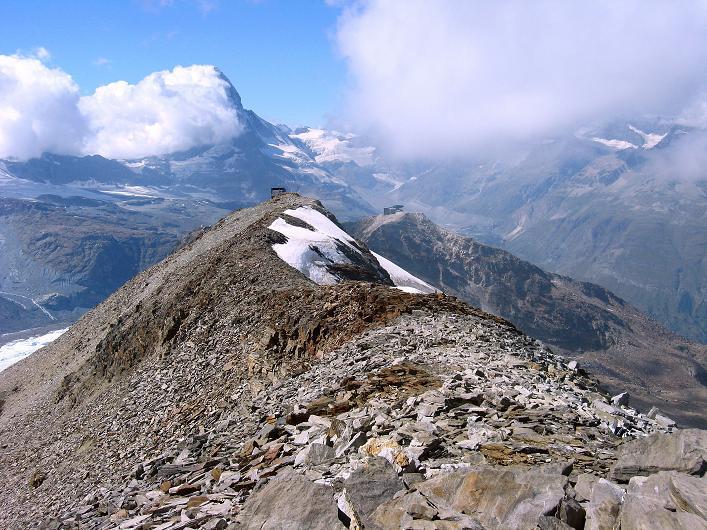Foto: Andreas Koller / Wander Tour / Über den Hohtälligrat auf das Stockhorn (3532 m) / 13.09.2009 23:44:15