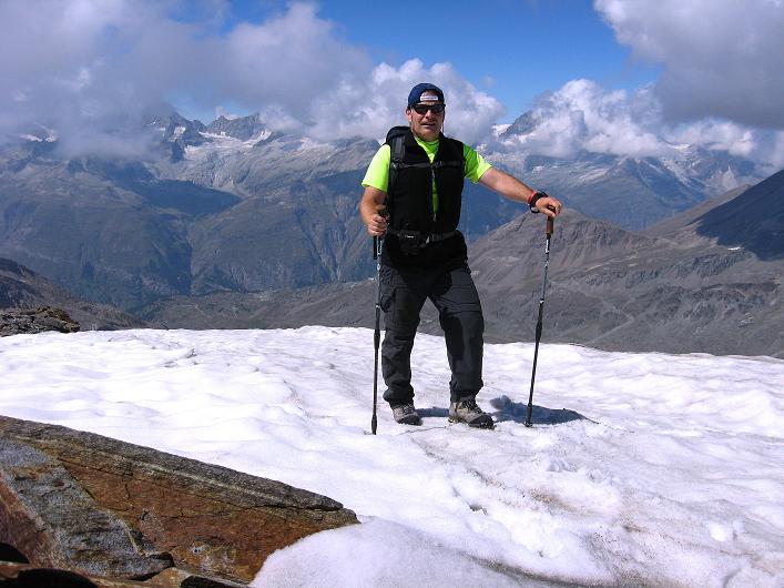 Foto: Andreas Koller / Wander Tour / Über den Hohtälligrat auf das Stockhorn (3532 m) / 13.09.2009 23:44:01