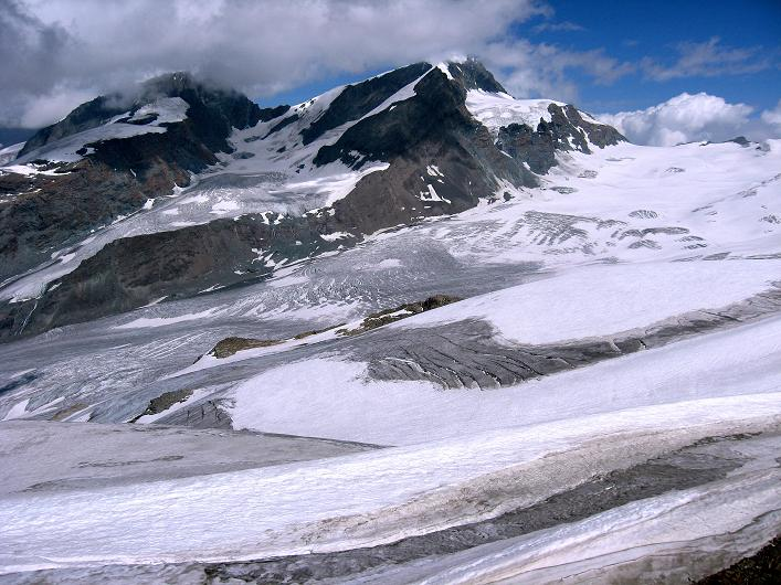 Foto: Andreas Koller / Wander Tour / Über den Hohtälligrat auf das Stockhorn (3532 m) / 13.09.2009 23:41:20