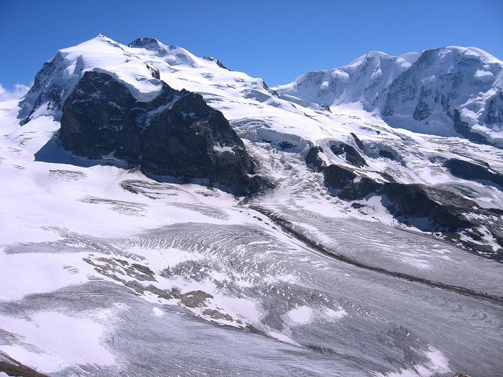 Foto: Andreas Koller / Wander Tour / Über den Hohtälligrat auf das Stockhorn (3532 m) / 13.09.2009 23:41:03