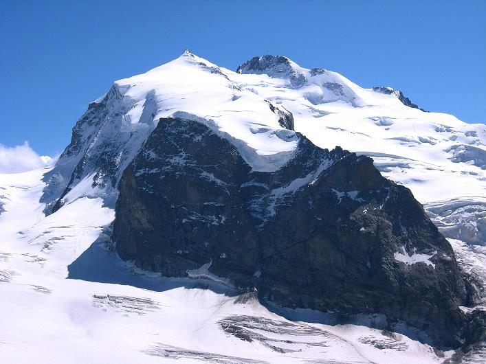 Foto: Andreas Koller / Wander Tour / Über den Hohtälligrat auf das Stockhorn (3532 m) / 13.09.2009 23:39:36