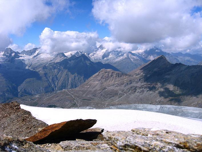 Foto: Andreas Koller / Wander Tour / Über den Hohtälligrat auf das Stockhorn (3532 m) / 13.09.2009 23:39:28