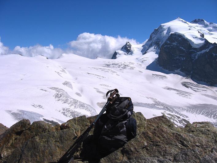 Foto: Andreas Koller / Wander Tour / Über den Hohtälligrat auf das Stockhorn (3532 m) / 13.09.2009 23:38:56