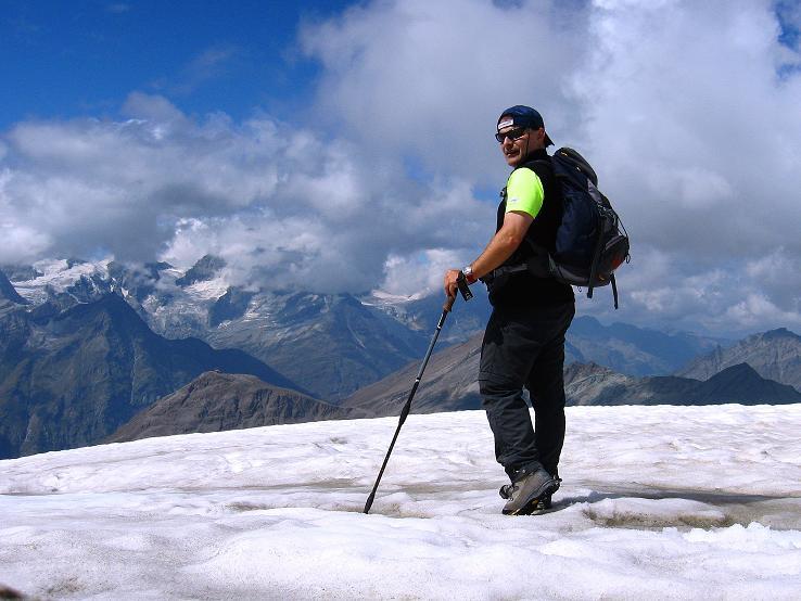 Foto: Andreas Koller / Wander Tour / Über den Hohtälligrat auf das Stockhorn (3532 m) / 13.09.2009 23:38:23