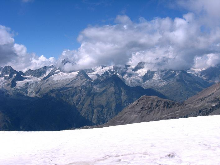 Foto: Andreas Koller / Wander Tour / Über den Hohtälligrat auf das Stockhorn (3532 m) / 13.09.2009 23:38:12