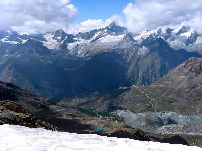 Foto: Andreas Koller / Wander Tour / Über den Hohtälligrat auf das Stockhorn (3532 m) / 13.09.2009 23:37:31