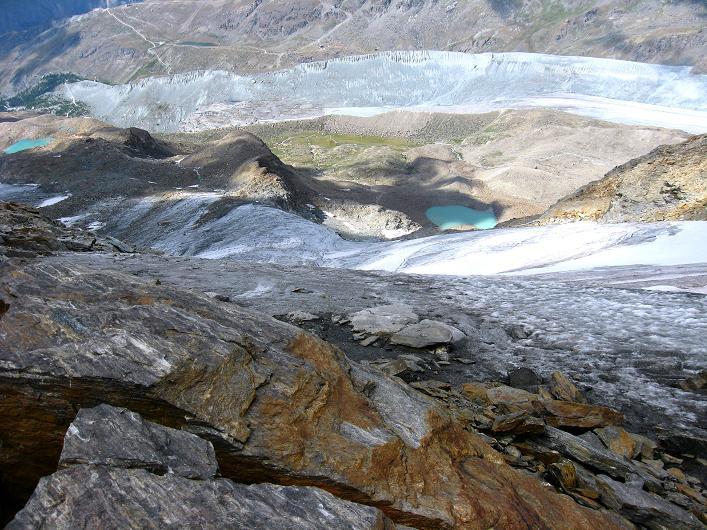 Foto: Andreas Koller / Wander Tour / Über den Hohtälligrat auf das Stockhorn (3532 m) / 13.09.2009 23:37:21