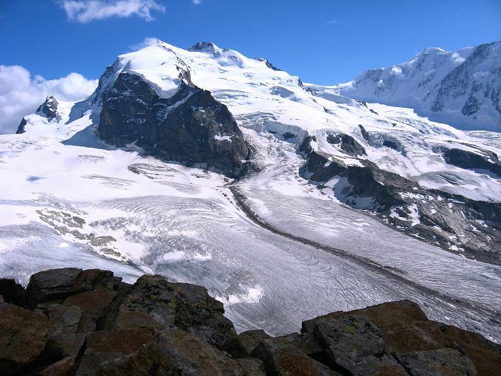 Foto: Andreas Koller / Wander Tour / Über den Hohtälligrat auf das Stockhorn (3532 m) / 13.09.2009 23:37:10