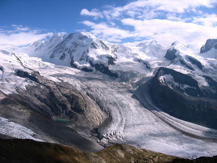Foto: Andreas Koller / Wander Tour / Über den Hohtälligrat auf das Stockhorn (3532 m) / 13.09.2009 23:37:02