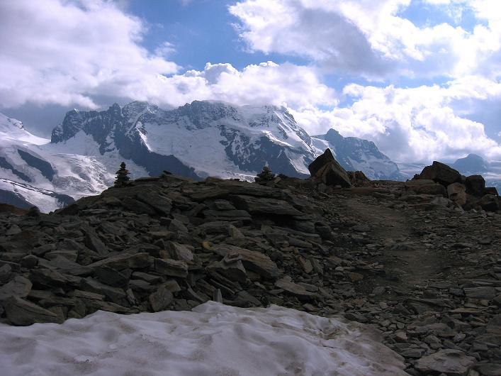 Foto: Andreas Koller / Wander Tour / Über den Hohtälligrat auf das Stockhorn (3532 m) / 13.09.2009 23:36:51