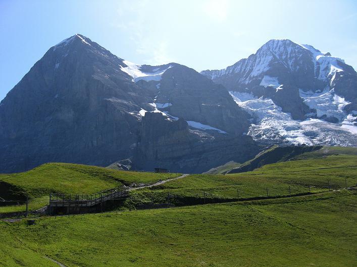 Foto: Andreas Koller / Klettersteig Tour / Klettersteig Rotstock (2663 m) / 05.09.2009 02:23:20
