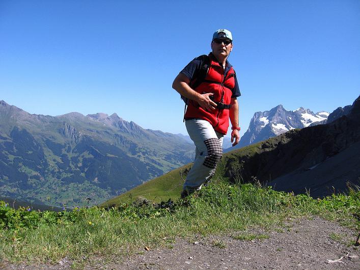 Foto: Andreas Koller / Klettersteig Tour / Klettersteig Rotstock (2663 m) / 05.09.2009 02:22:22