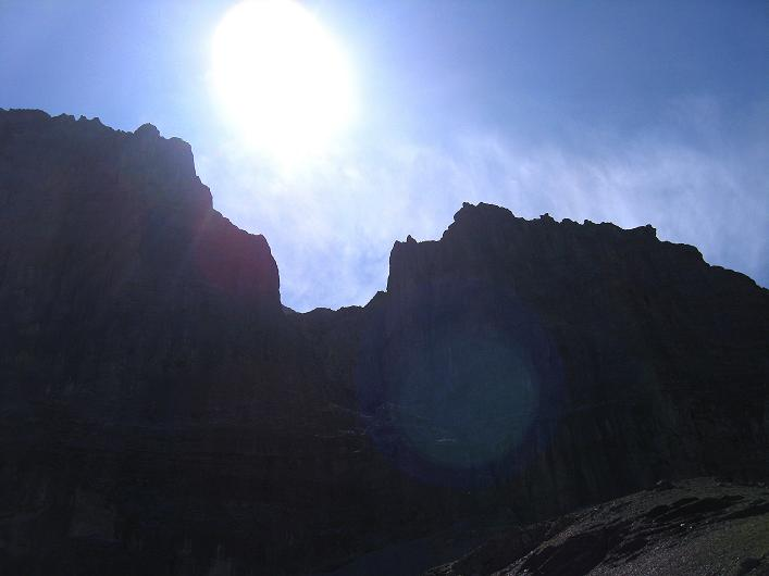 Foto: Andreas Koller / Klettersteig Tour / Klettersteig Rotstock (2663 m) / 05.09.2009 02:20:38