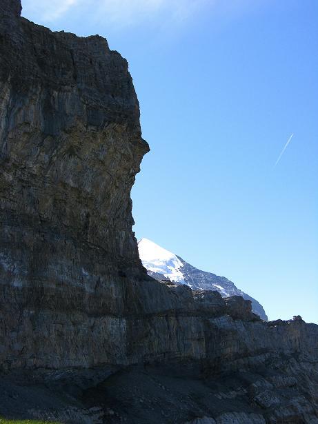 Foto: Andreas Koller / Klettersteig Tour / Klettersteig Rotstock (2663 m) / 05.09.2009 02:19:59