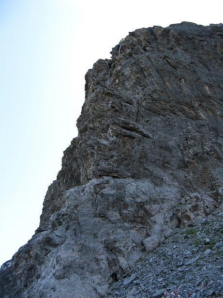 Foto: Andreas Koller / Klettersteig Tour / Klettersteig Rotstock (2663 m) / 05.09.2009 02:18:35