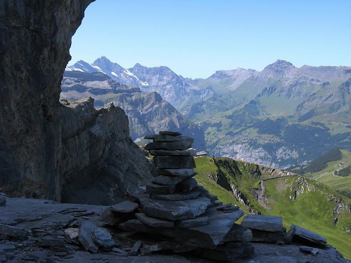 Foto: Andreas Koller / Klettersteig Tour / Klettersteig Rotstock (2663 m) / 05.09.2009 02:17:16