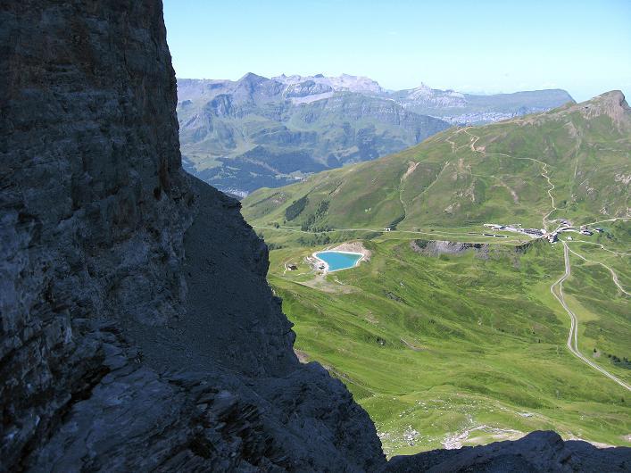 Foto: Andreas Koller / Klettersteig Tour / Klettersteig Rotstock (2663 m) / 05.09.2009 02:17:00