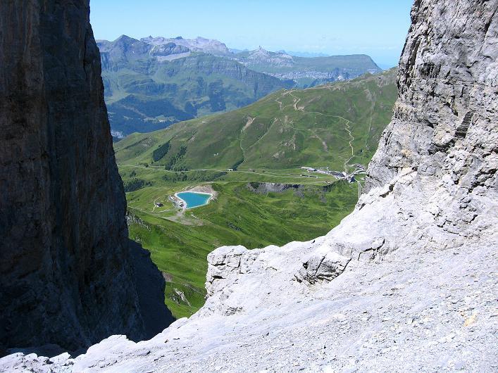 Foto: Andreas Koller / Klettersteig Tour / Klettersteig Rotstock (2663 m) / 05.09.2009 02:16:27