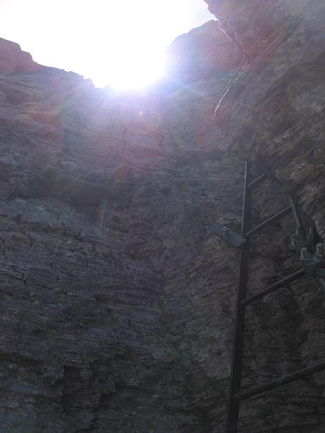 Foto: Andreas Koller / Klettersteig Tour / Klettersteig Rotstock (2663 m) / 05.09.2009 02:16:00