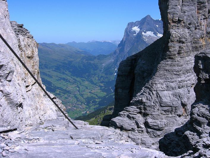 Foto: Andreas Koller / Klettersteig Tour / Klettersteig Rotstock (2663 m) / 05.09.2009 02:13:28
