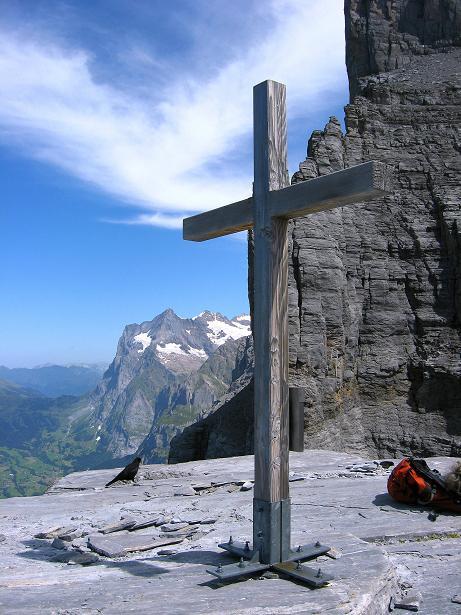Foto: Andreas Koller / Klettersteig Tour / Klettersteig Rotstock (2663 m) / 05.09.2009 02:12:50