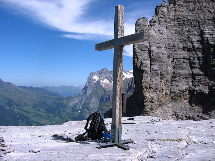 Foto: Andreas Koller / Klettersteig Tour / Klettersteig Rotstock (2663 m) / 05.09.2009 02:11:22