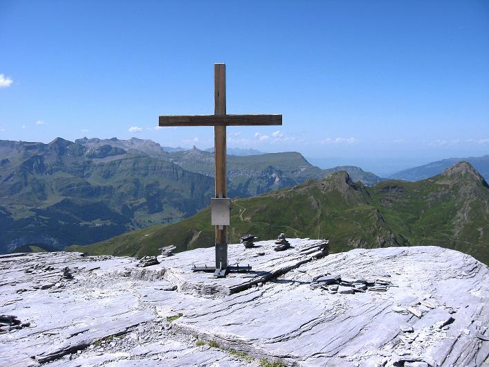 Foto: Andreas Koller / Klettersteig Tour / Klettersteig Rotstock (2663 m) / 05.09.2009 02:09:50