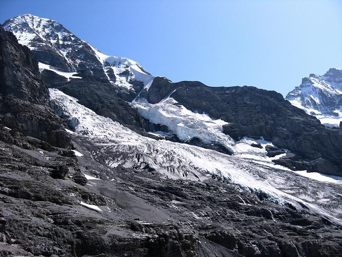 Foto: Andreas Koller / Klettersteig Tour / Klettersteig Rotstock (2663 m) / 05.09.2009 02:08:44