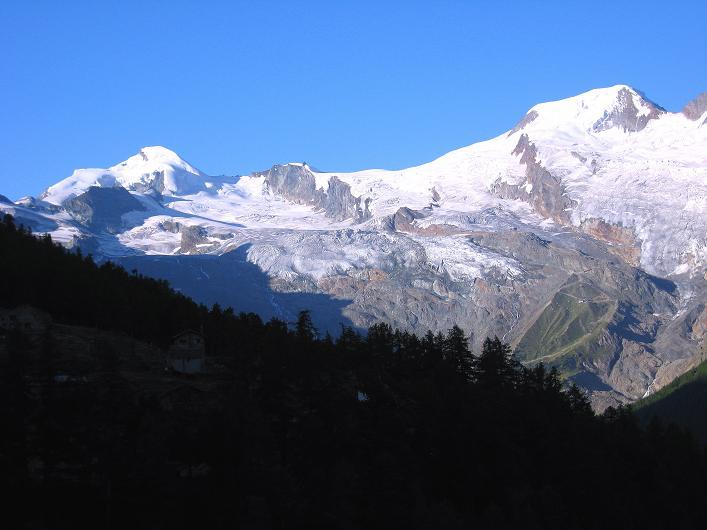 Foto: Andreas Koller / Wander Tour / Lagginhorn (4010 m) / 12.09.2009 15:49:23