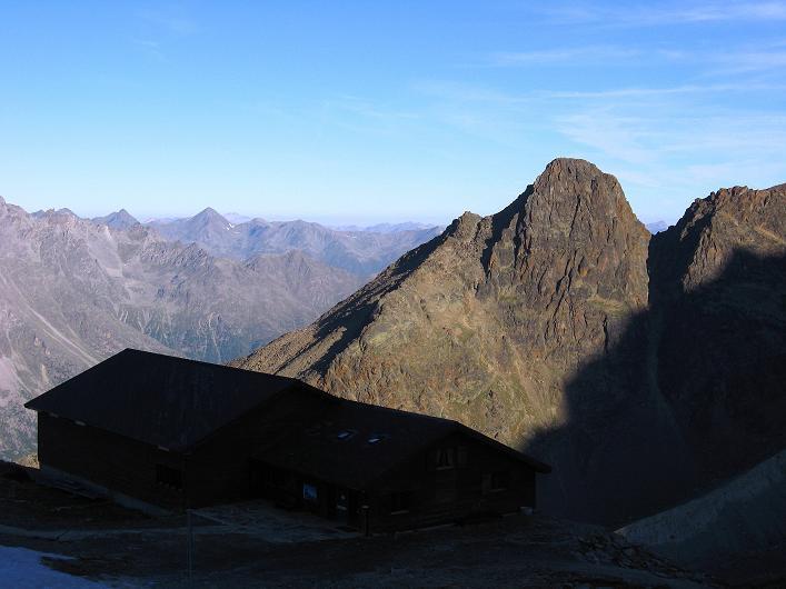 Foto: Andreas Koller / Wander Tour / Lagginhorn (4010 m) / Jegihorn (3206 m) / 12.09.2009 15:48:56