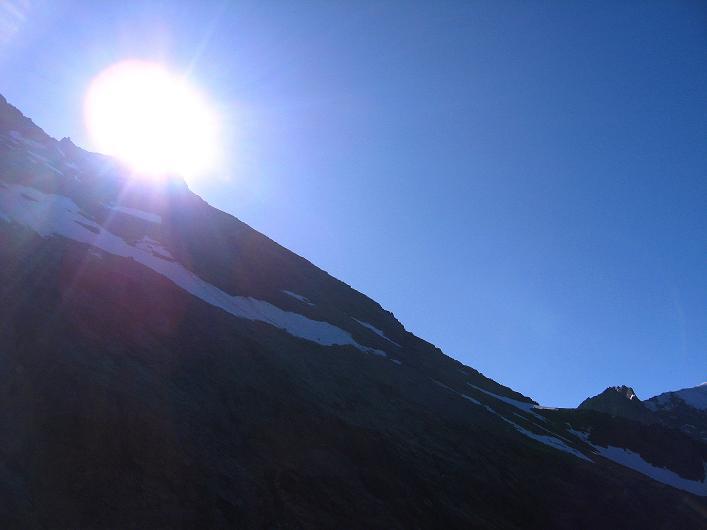 Foto: Andreas Koller / Wander Tour / Lagginhorn (4010 m) / 12.09.2009 15:46:25