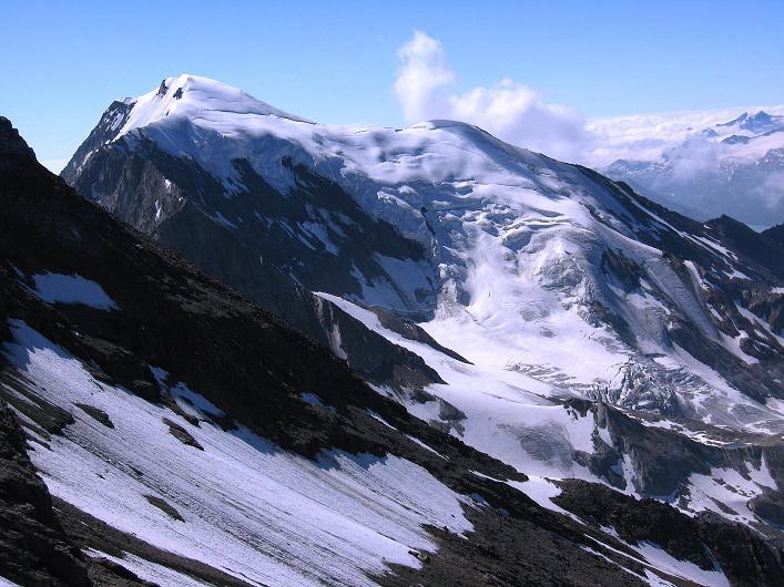 Foto: Andreas Koller / Wander Tour / Lagginhorn (4010 m) / Weißmies (4023 m) / 12.09.2009 15:42:36