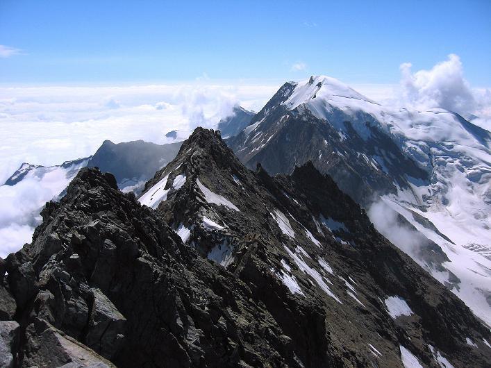 Foto: Andreas Koller / Wander Tour / Lagginhorn (4010 m) / 12.09.2009 15:39:06