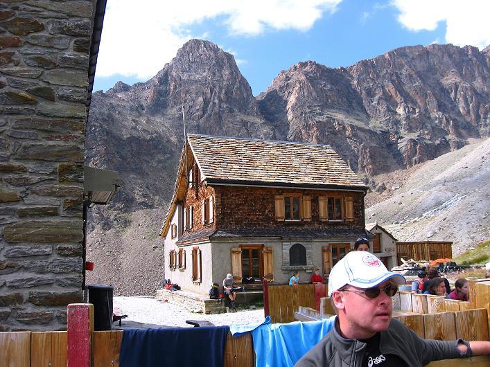 Foto: Andreas Koller / Wander Tour / Lagginhorn (4010 m) / 12.09.2009 15:31:41