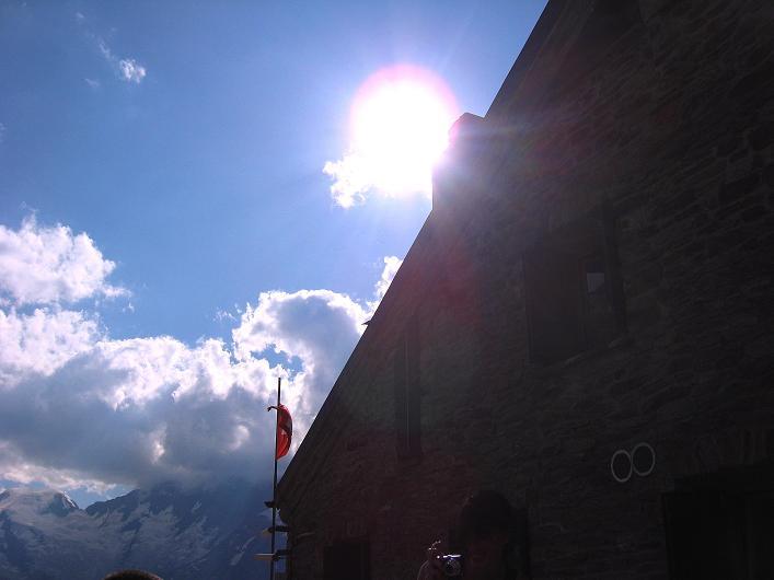 Foto: Andreas Koller / Wander Tour / Lagginhorn (4010 m) / 12.09.2009 15:31:32