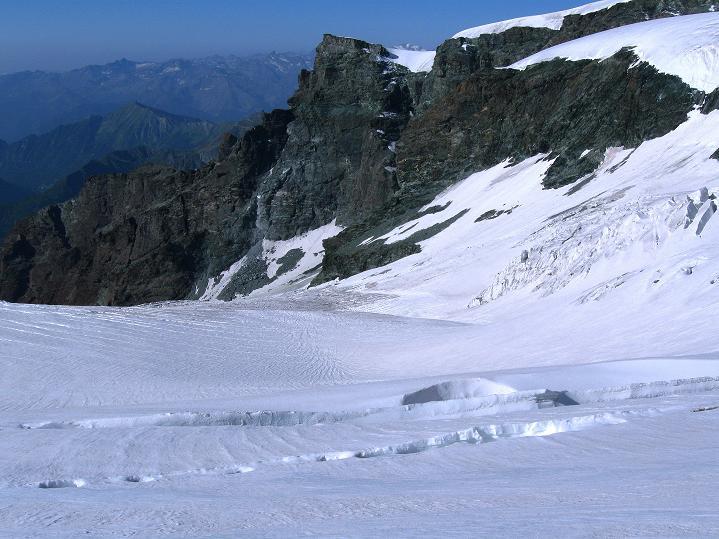 Foto: Andreas Koller / Wander Tour / Pollux (4092 m) / 04.09.2009 11:09:41