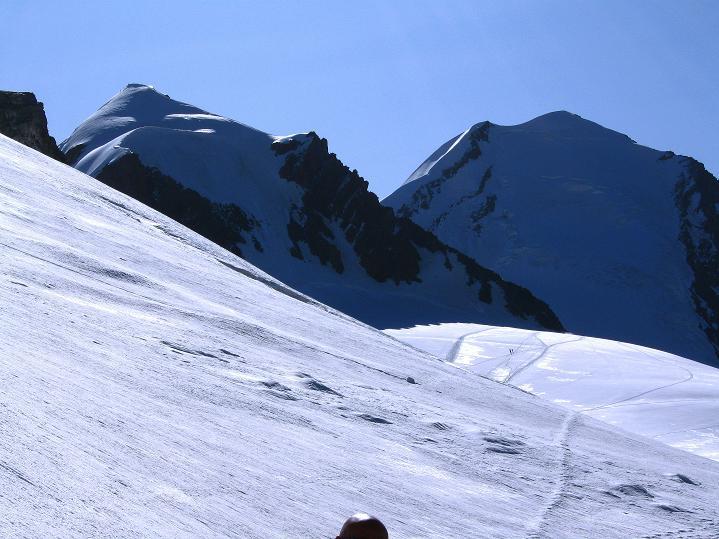Foto: Andreas Koller / Wander Tour / Pollux (4092 m) / 04.09.2009 11:09:28