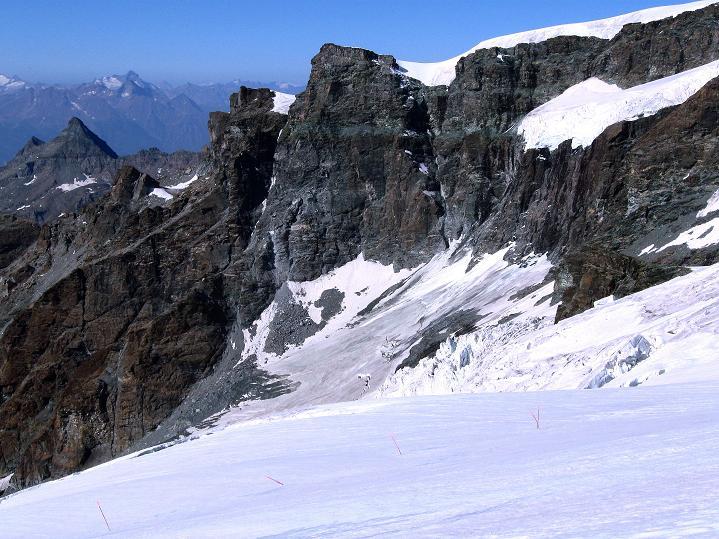 Foto: Andreas Koller / Wander Tour / Pollux (4092 m) / 04.09.2009 11:08:39