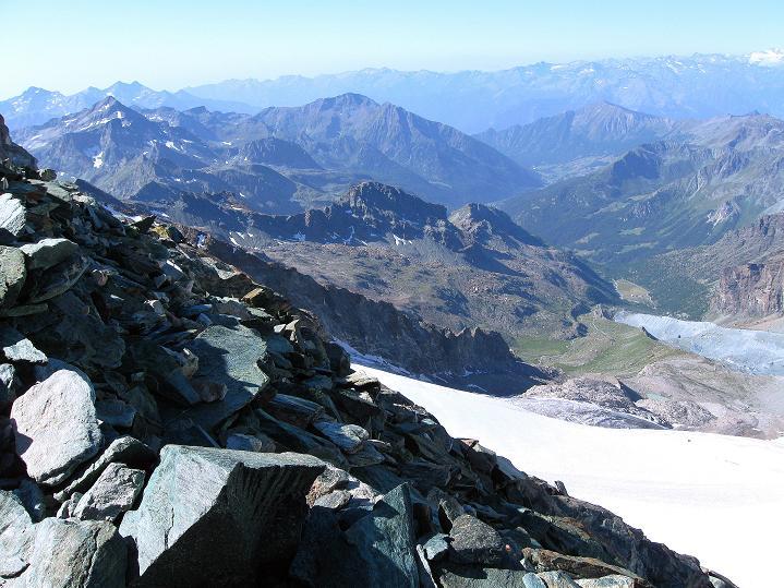 Foto: Andreas Koller / Wander Tour / Pollux (4092 m) / 04.09.2009 11:07:05