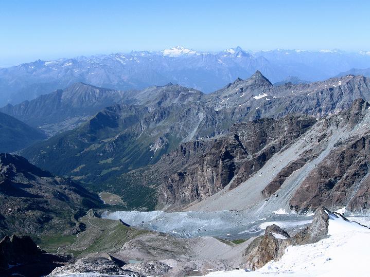 Foto: Andreas Koller / Wander Tour / Pollux (4092 m) / 04.09.2009 11:06:58