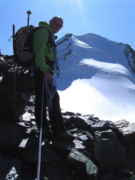 Foto: Andreas Koller / Wander Tour / Pollux (4092 m) / 04.09.2009 11:06:43