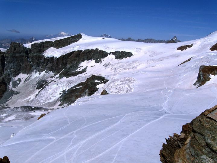 Foto: Andreas Koller / Wander Tour / Pollux (4092 m) / 04.09.2009 11:05:55