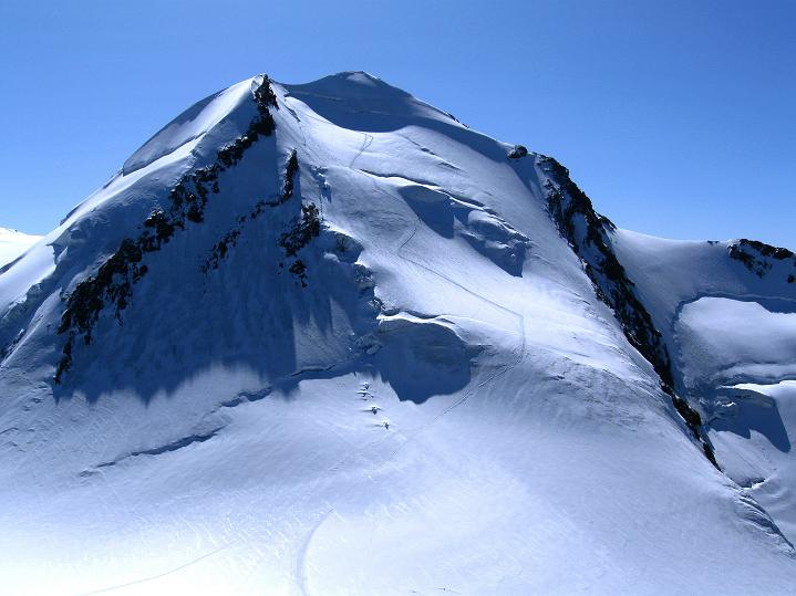 Foto: Andreas Koller / Wander Tour / Pollux (4092 m) / Castor (4228 m) / 04.09.2009 11:03:43