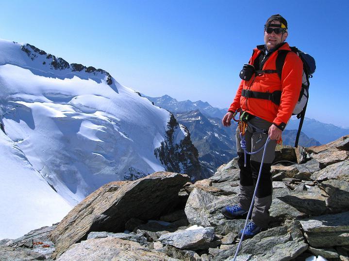 Foto: Andreas Koller / Wander Tour / Pollux (4092 m) / 04.09.2009 11:03:31