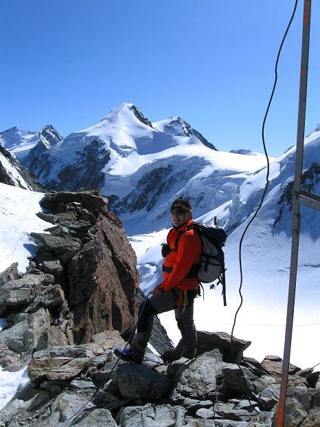 Foto: Andreas Koller / Wander Tour / Pollux (4092 m) / 04.09.2009 11:03:23