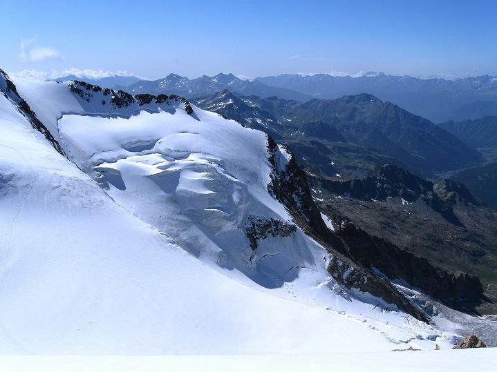 Foto: Andreas Koller / Wander Tour / Pollux (4092 m) / 04.09.2009 10:59:44
