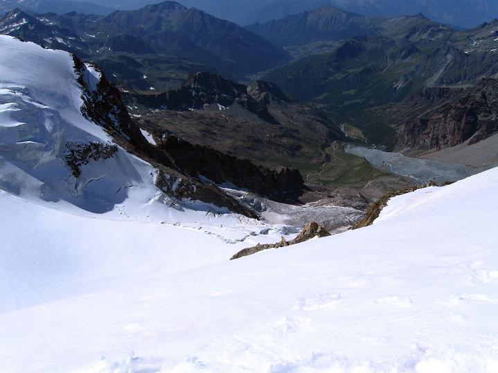 Foto: Andreas Koller / Wander Tour / Pollux (4092 m) / 04.09.2009 10:58:13