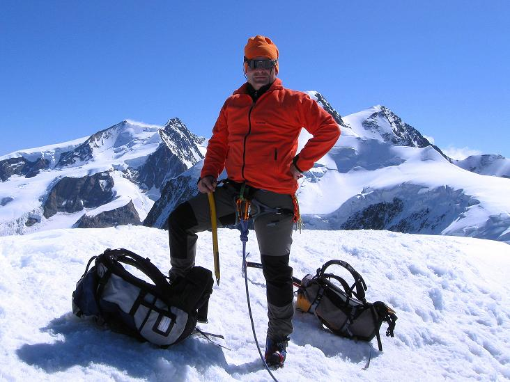 Foto: Andreas Koller / Wander Tour / Pollux (4092 m) / 04.09.2009 10:57:30